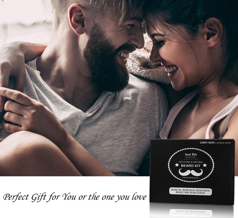 Isner Mile Beard Care Oil