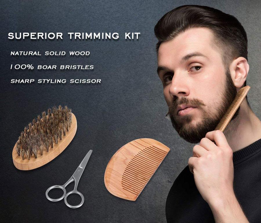 Isner Mile grooming kit