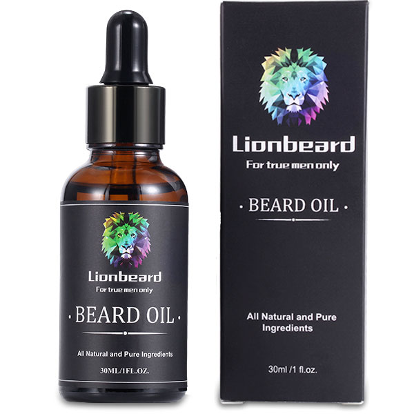 Isner Mile Lion Beard Oil 1