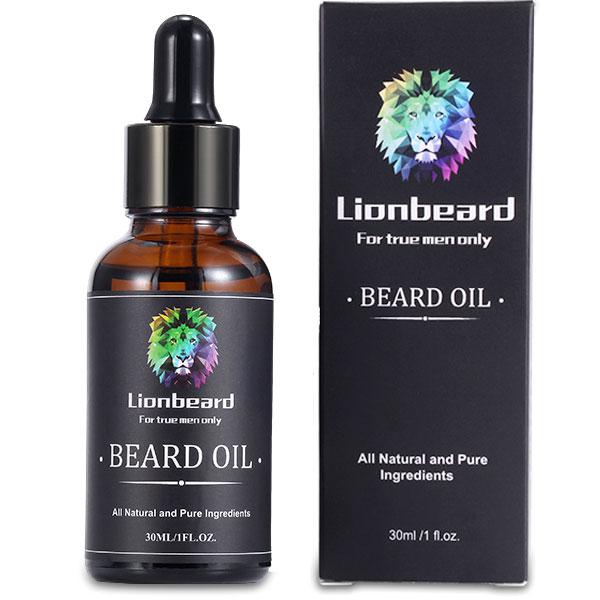 Isner Mile Lion Beard Oil 1