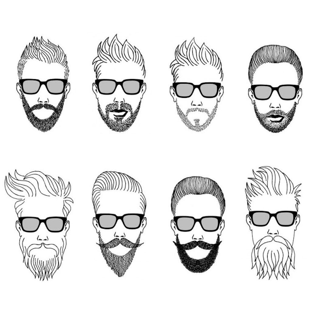 Isner Mile For All Types of Beard