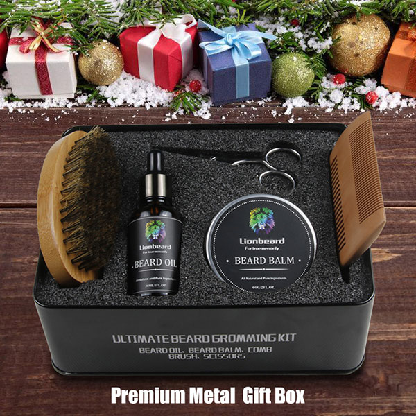 Isner Mile Premium Metal Gift Box