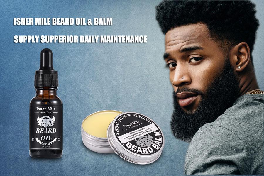 Isner Mile Beard balm