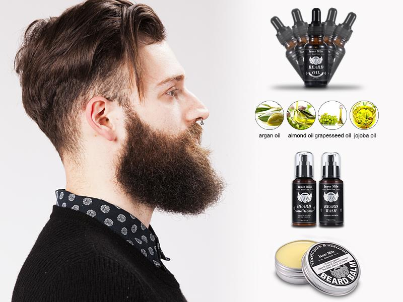 How To Choose A Beard Style Based on Your Face Shape ?