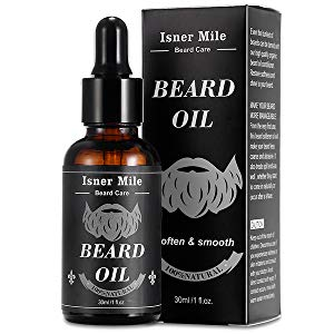 isner mile beard oil
