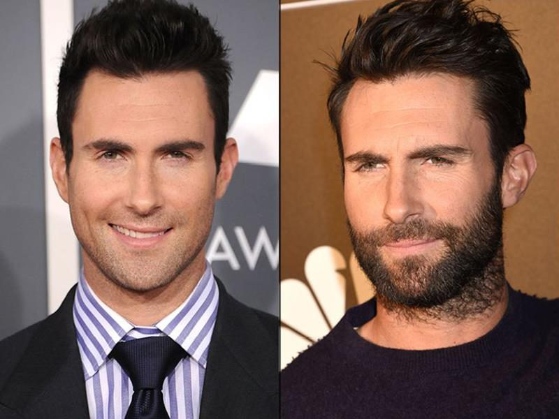 Clean-Shaven Man Vs. Bearded Man